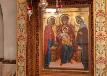Πανυγηρική Θεία Λειτουργία του Γενεσίου της Θεοτόκου