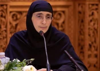 ''ΔΗΜΗΤΡΙΑ 2021'' 16η μέρα – Ομιλία και Ενοριακό με την Οσιολογιωτάτη Γερόντισσα Φιλοθέη, Ηγουμένη της Ιεράς Μονής Παναγίας Βρυούλων.