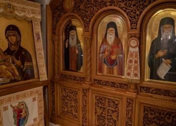 Η εορτή του Οσίου Παϊσίου του Αγιορείτου στην Ενoρία μας