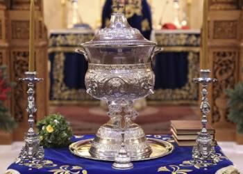 Πανηγυρική Θεία Λειτουργία Θεοφανείων 2021